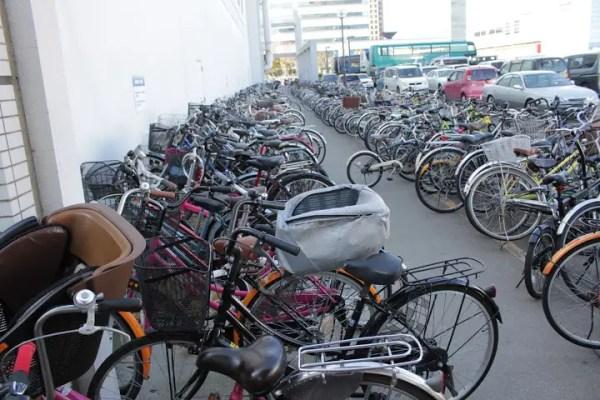 bike rentals tokyo