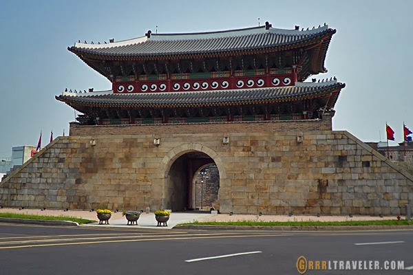 suwon city walls, suwon korea, things to do in suwon, suwon attractions
