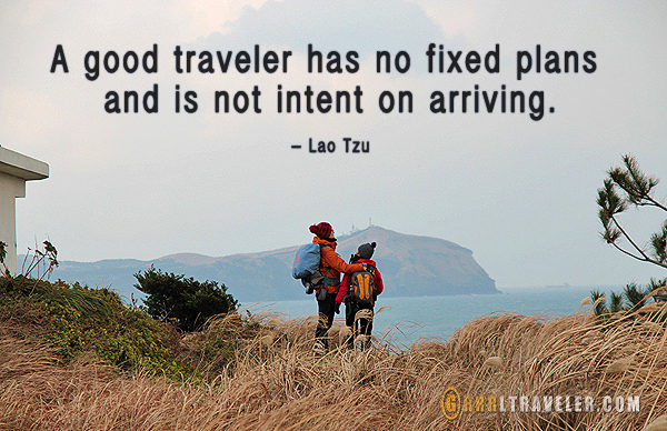 travel quotes, travel inspiration, a good traveler