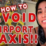 How to Successfully Avoid taking Airport Taxis