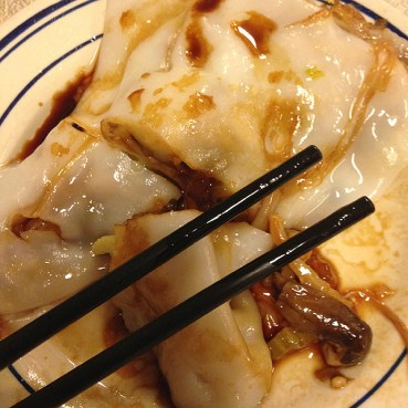 dim sum, hom wah tea parlor, food tour nyc