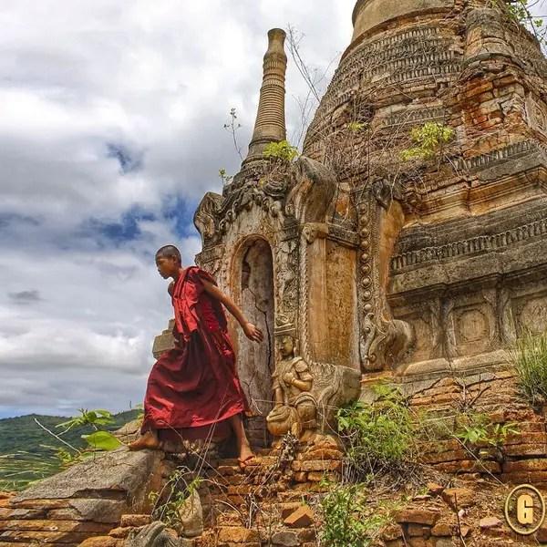 shwe inn tain myanmar, inle lake myanmar, myanmar instagrams,  top 5 instagrams travel, travel inspirations