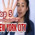 travel tips for new york city