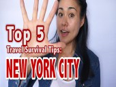 travel tips for new york city