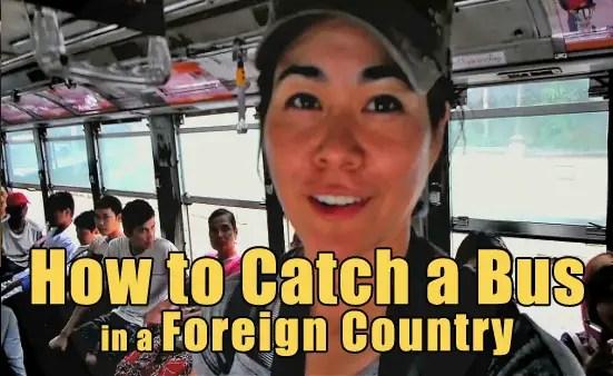 Catch a Local bus