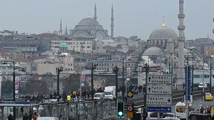 Eminonu area, Eminonu Istanbul