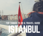 Istanbul Travel Guide, Istanbul top attractions, things to do in istanbul