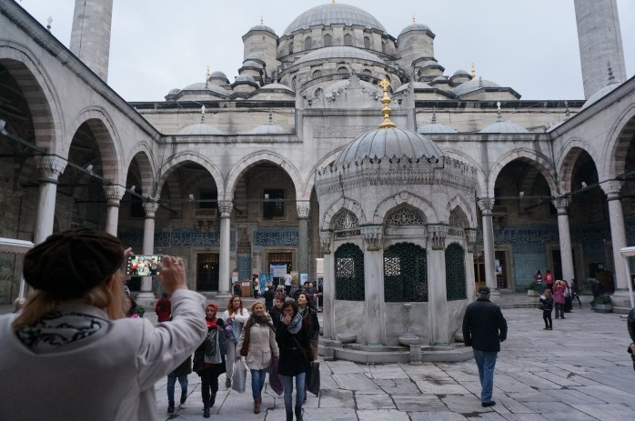 cami mosque istanbul