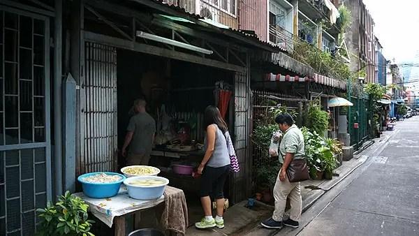 bangkok food tour, bangrak food tour, bangkok love tour