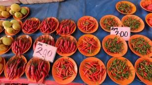 southeast asia fruits, sarawakian flavours