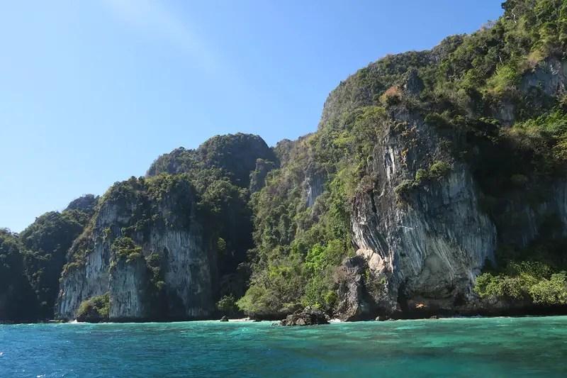 Pileh Cove, ko phi phi tour, phi phi island tour