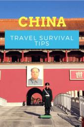 China travel tips, travel tips china