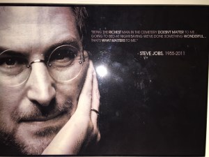 Steve Jobs at NETLINKS