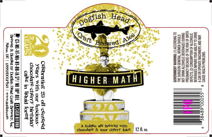 Dogfish Head Higher Math