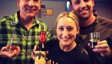 Beer Selfie at Tavour Pour