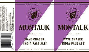 Montauk Wave Chaser India Pale Ale