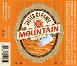 Breckenridge Salted Caramel Brown Ale