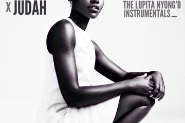 Lupita Nyong'o instrumental cover art