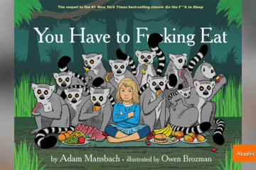 A novel by Adam Mansbach, read by Stephen Fry