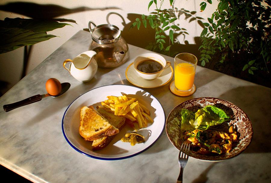 El brunch de Cafè Godot