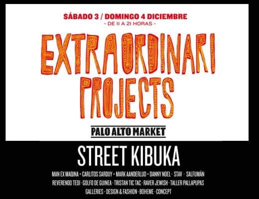 Street Kibuka, sushi Barcelona
