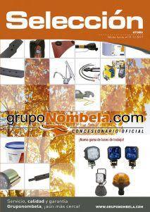 portada revista gruponombela otoño 2017