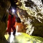 Nedelja popoldne v jama