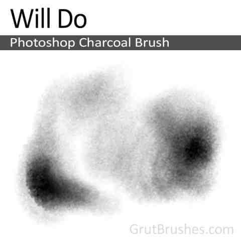 Photoshop Charcoal Brush