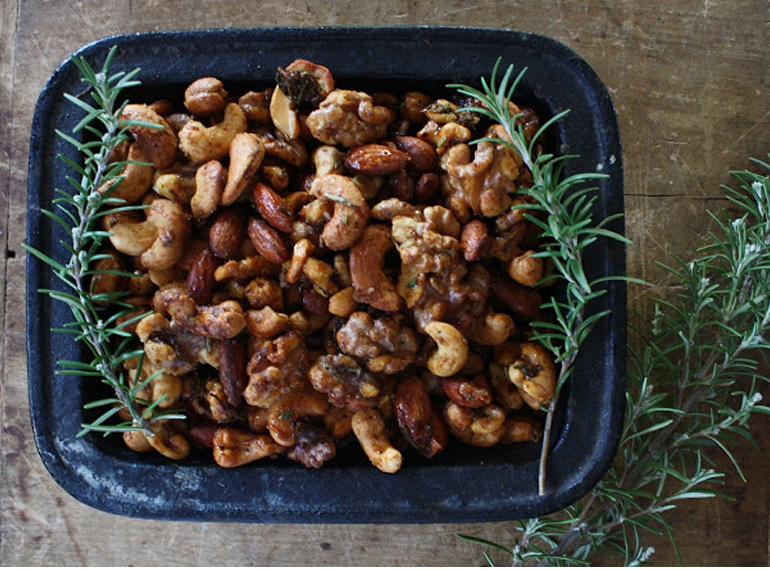 06 Chipotle and Rosemary Nuts