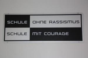 Auch wir sind Schule ohne Rassismus-Schule mit Courage