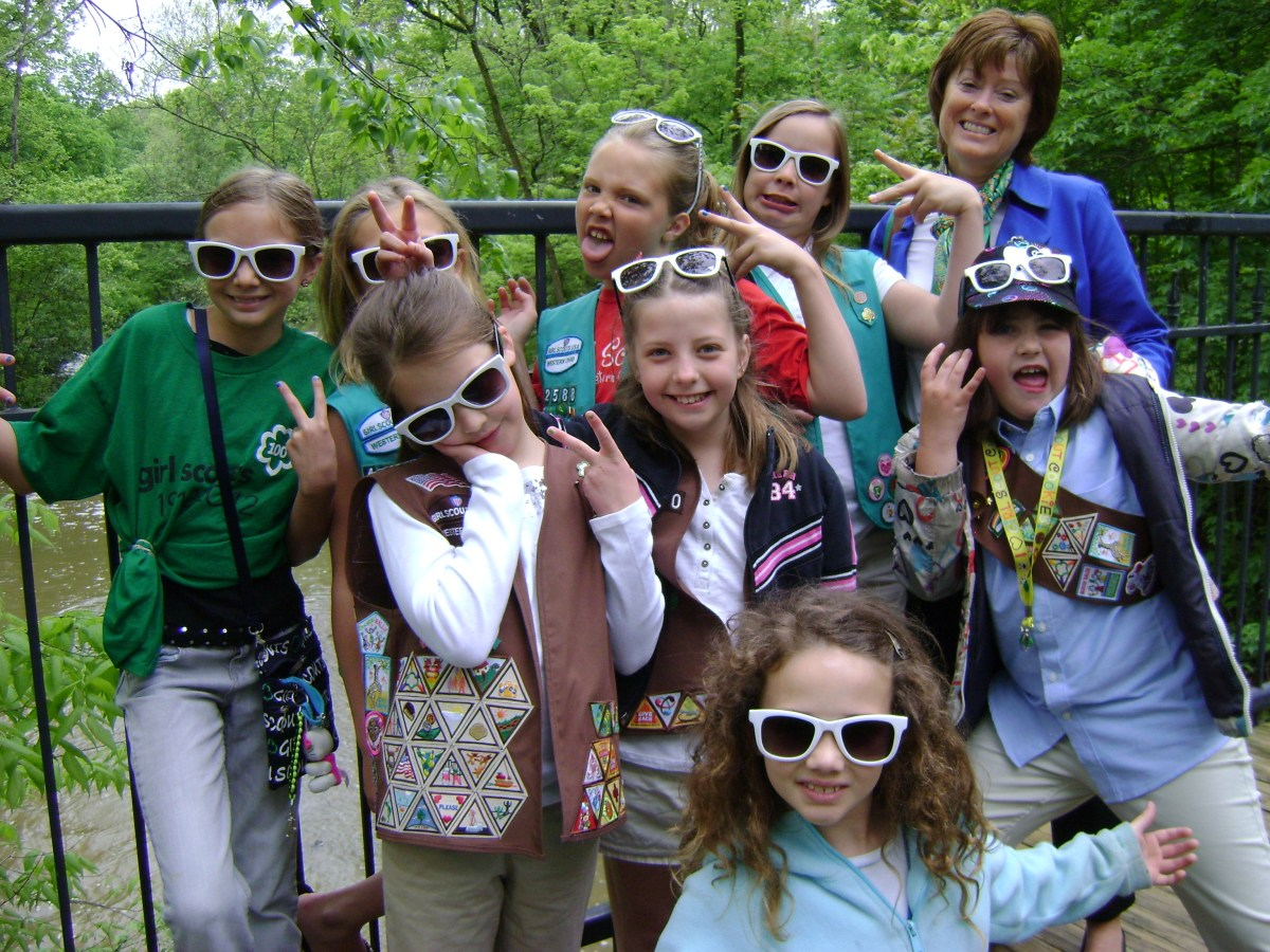 planning your year the girl scout way girl scouts of
