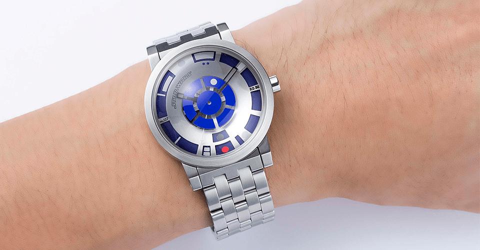 スターウォーズ腕時計イメージ