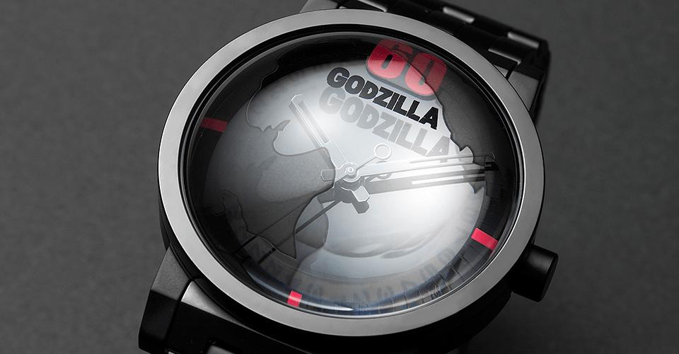 シンゴジラ,GSX,腕時計