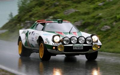 Lancia Stratos Header