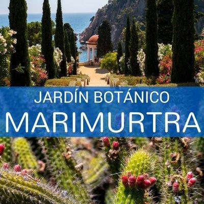 Jardín Botánico Marimurtra en Blanes