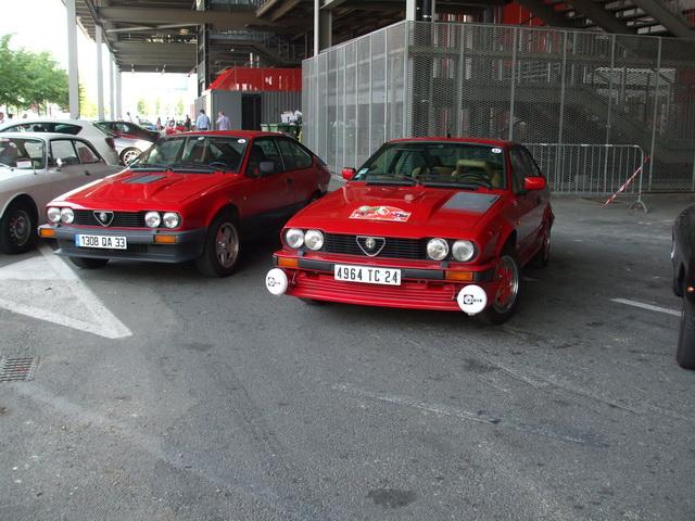 Alfa Romeo GTV6 2.5 Milano Centenario 2010