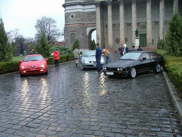 Alfa Romeo GTV6 Esztergom 2004