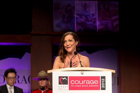 Margaret Benson, Courage to Come Back Award, Cystic Fibrosis, Double Lung Transplant
