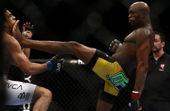 With the most deadly striking the sport has ever seen, Anderson Silva will find a way to finish Chris Weidman.