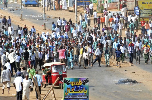 Sudan Protest: How Many People Have Died?