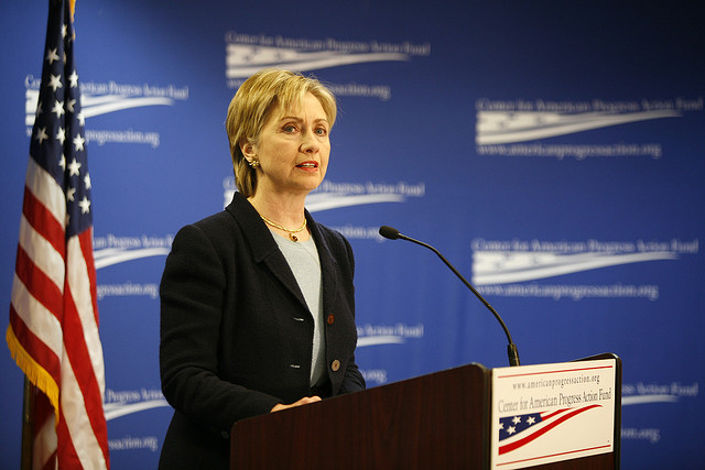 Hillary Rodham Clinton Should Not Run for Office in 2016