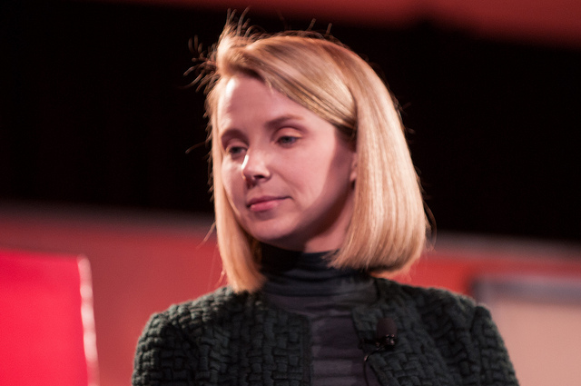 Marissa Mayer's Mission to Save Yahoo