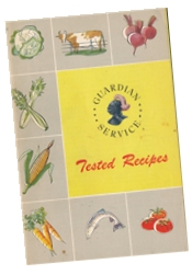 Buy Guardian Service Tested Recipes Cookbook