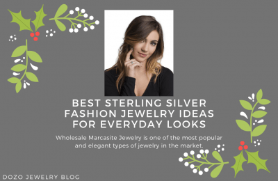Best sterling silver fashion jewelry Ideas For Everyday Looks