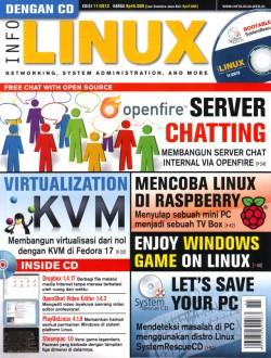 InfoLINUX 2012 Nopember