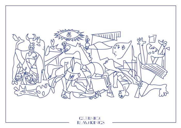 GuernicaRemakings-FineArtPrint-6x4