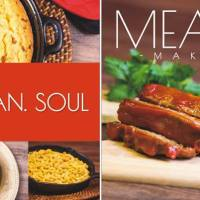 Meatless Makeovers ~ Drop Squad Kitchen's CookBook ( FRESH .VEGAN .SOUL )
