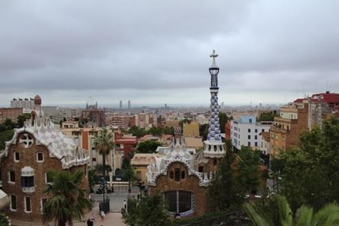 Antoni Gaudí's Parc Güell Barcelona
