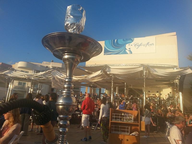 Hookah Cafe Del Mar