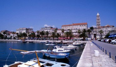 Boating in Split Croatia